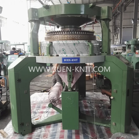 mattress ticking knitting machines