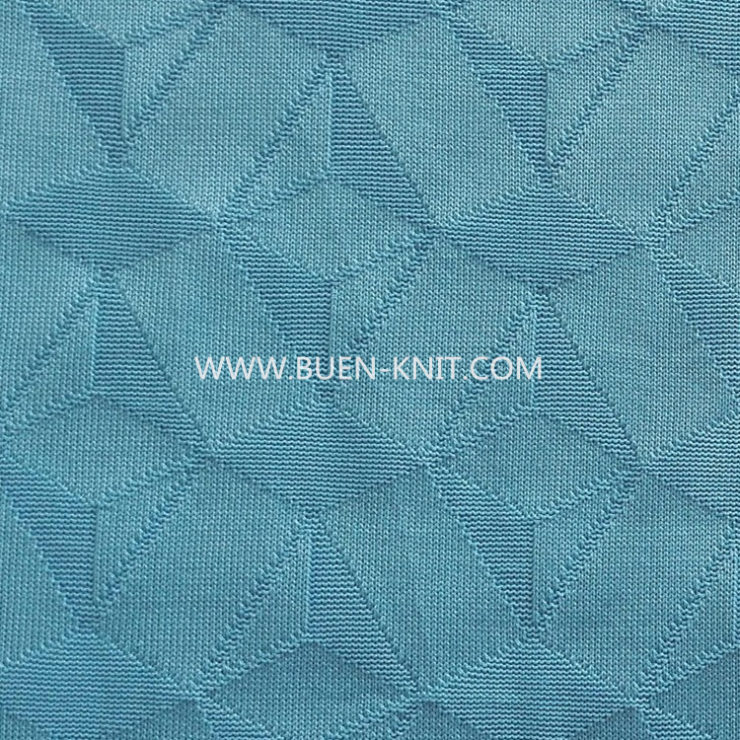 BUEN-KNIT linking electronic jacquard knitted fabrics