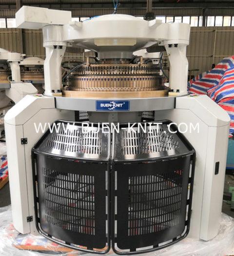 double jersey ribana interlock circular knitting machine