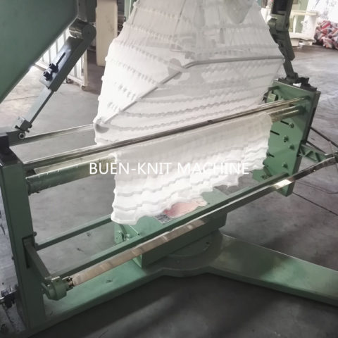 double face terry knitting machine