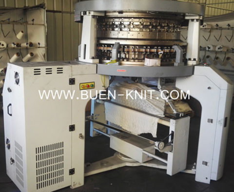 links links 3 way computerized jacquard circular knitting machines buen-knit