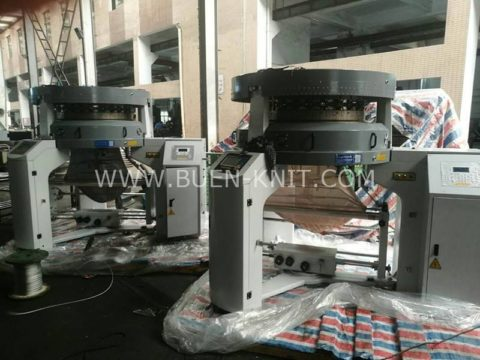 links links electronic jacquard knitting machines