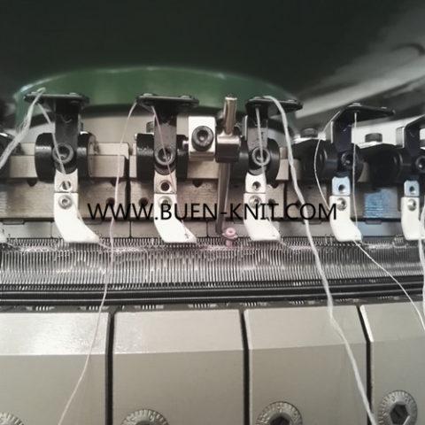 mattress ticking knitting machines