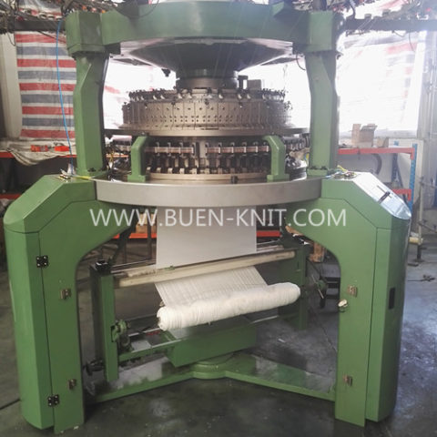 rib transfer electronic jacquard knitting machine