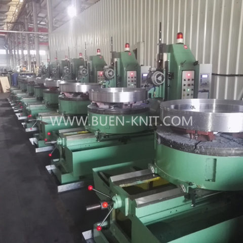 circular knitting machine cylinder