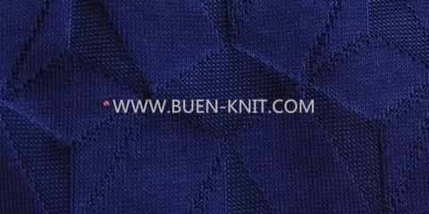 purl links links jacquard knit fabric