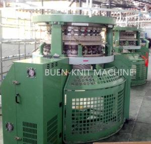 linking double jersey jacquard knitting machine