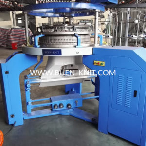 circular knitting machine for Chiffon knitted fabric