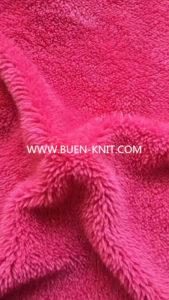high pile loop cut plush velvet fabric